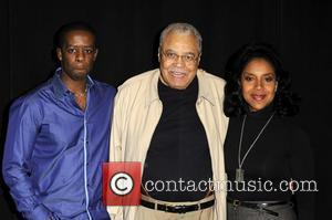 Adrian Lester, James Earl Jones and Philcia Rashad Photocall first day of rehearsals for new production of 'Cat on a...