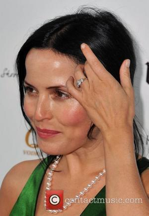 Andrea Corr  'Shooting Stars in Desert Nights' charity benefit held at The Hurlingham Club London, England - 11.06.09