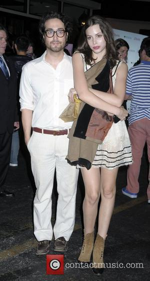 Sean Lennon and Kemp Muhl attend the celebration of the I 'Heart' Ronson collection New York City, USA - 20.08.09