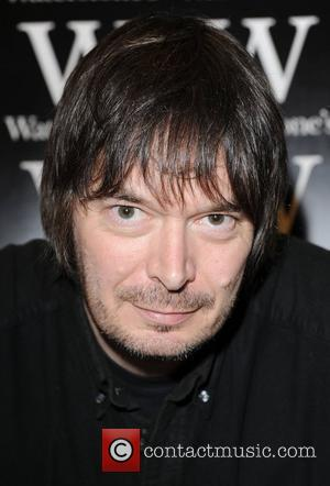 Ian Rankin  signing copies of his book 'Dark Entries' at Waterstones Gower Street London, England - 25.11.09
