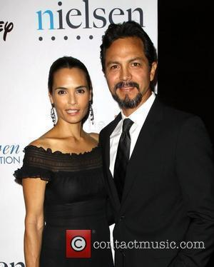 Talisa Soto, Benjamin Bratt The 24th Annual Imagen Awards at The Beverly Hilton Hotel - Arrivals Los Angeles, California -...