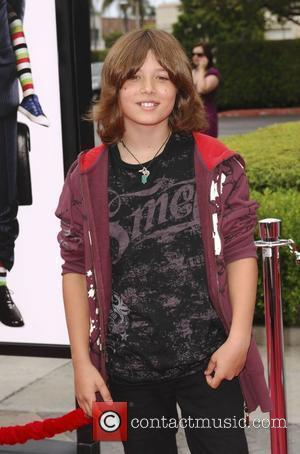 Leo Howard Los Angeles Premiere of 'Imagine That' held at the Paramount Theatre - arrivals Hollywood, California, USA - 06.06.09