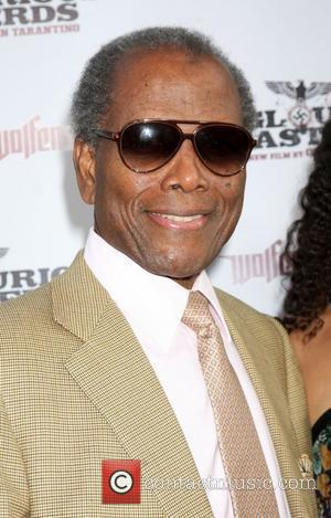 Poitier Honoured By Obama