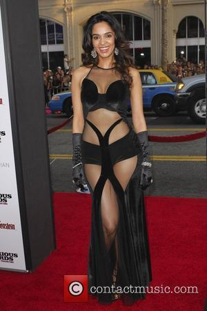 Mallika Sherawat Los Angeles Premiere of Inglourious Basterds Premiere held at The Grauman Chinese Theatre - Arrivals Hollywood, California -...
