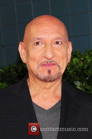 Sir Ben Kingsley The Cinema Society & Hugo Boss screening of 'Inglourious Basterds' at SVA Theater New York City, USA...
