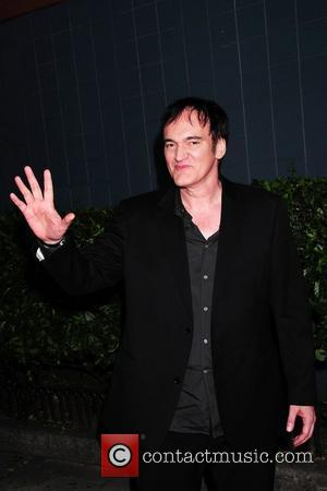 Tarantino: 'I Smoked Pot With Pitt'