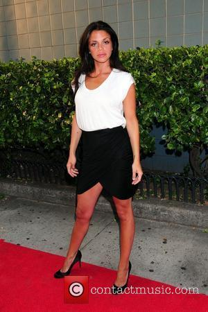 Vanessa Ferlito The Cinema Society & Hugo Boss screening of 'Inglourious Basterds' at SVA Theater New York City, USA -...