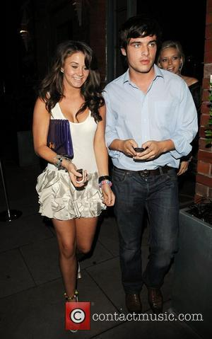 Brooke Vincent and Stephen Beard