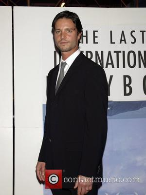 Jason Behr The Premiere of 'The Last International Playboy' at AMC Empire in Times Square New York City, USA -...