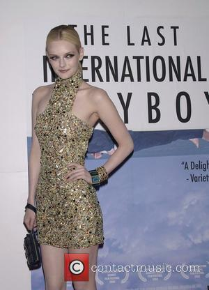 Lydia Hearst-shaw and Playboy