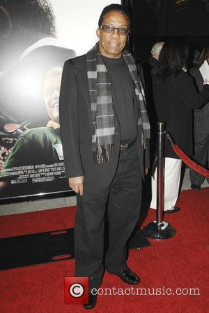 Herbie Hancock The Los Angeles premiere of 'Invictus' held at the Academy Theatre Los Angeles, California - 03.12.09