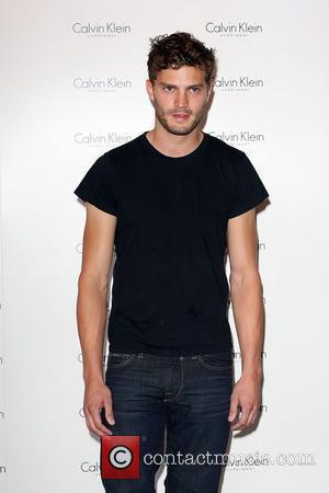 Jamie Dornan launches Calvin Klein casting event for '9 countries, 9 men, 1 winner' held at House of Fraser London,...