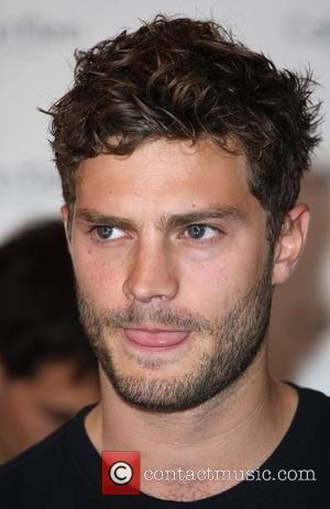 Jamie Dornan launches Calvin Klein casting event for '9 countries, 9 men, 1 winner' held at House of Fraser London,...
