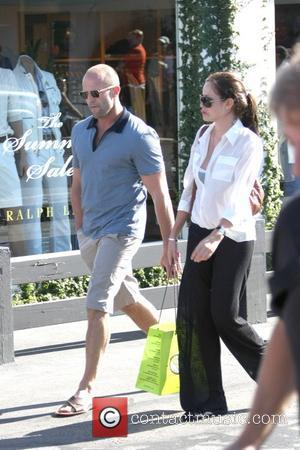 Jason Statham and girlfriend Alex Zosman out shopping Los Angeles, California - 05.07.09