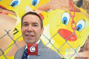 Jeff Koons and Serpentine Gallery