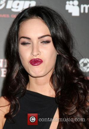 Megan Fox Myspace and IGN host a party for 'Jennifer's Body' at Comic-Con held at the Manchester Grand Hyatt San...