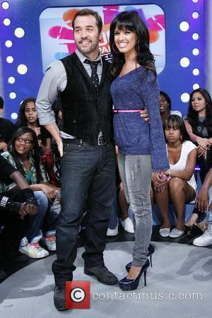 Jeremy Piven and Rocsi