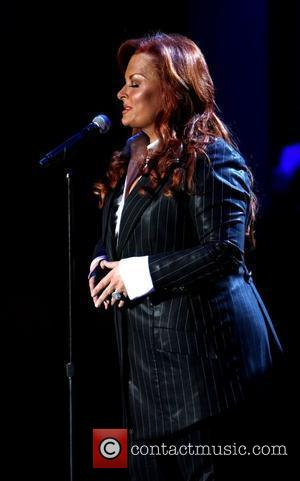 Wynonna Judd and Jerry Lewis