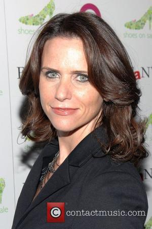 Amy Landecker 16th Annual QVC Presents FFANY Shoes On Sale event at Frederick P. Rose Hall, Jazz at Lincoln Center...
