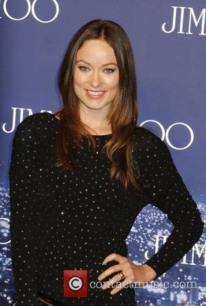Olivia Wilde and Jimmy Choo