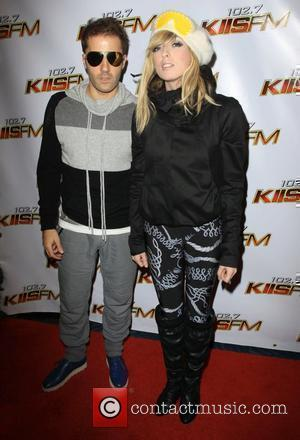 Ting Tings KISS FM's Jingle Ball 2009 at the Nokia LA Live Theatre - Arrivals and Inside Los Angeles, California...