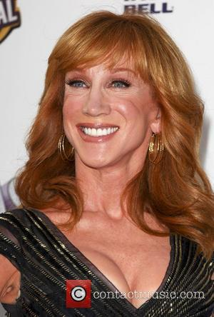 Kathy Griffin, Cbs and Joan Rivers
