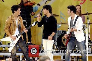 Nick Jonas, Joe Jonas and Kevin Jonas
