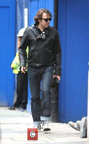 Jonathan Ross and Ramones
