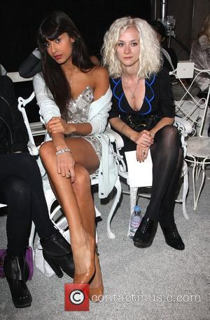 Jameela Jamil and Portia Freeman
