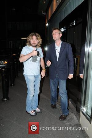 Justin Lee Collins left the Granada studio in Manchester and headed for the celebrity hotspot, Panacea which happened to be...