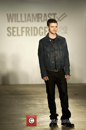 Justin Timberlake and Selfridges