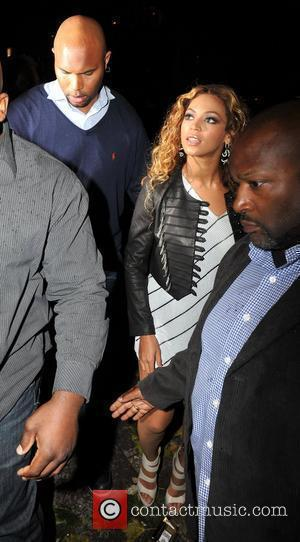 Jay-z & West Join Beyonce In London