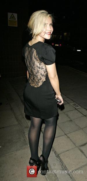 Heidi Range The launch of Kanaloa Nightclub. London, England - 10.11.09