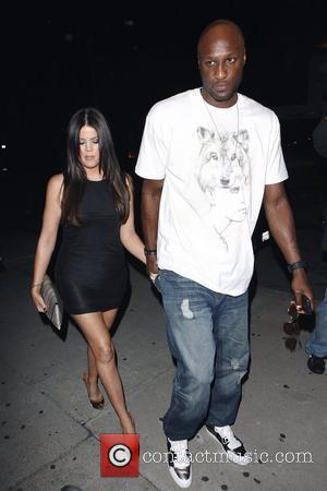 Khloe Kardashian and Kim Kardashian