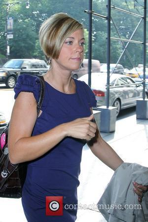 Kate Gosselin arriving at her Manhattan hotel after appearing on NBC's 'Today Show'  New York City, USA - 10.08.09