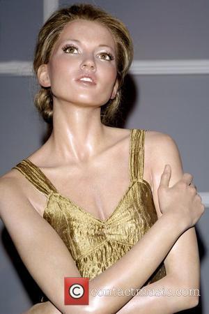 Kate Moss Waxwork, Kate Moss and Tyra Banks