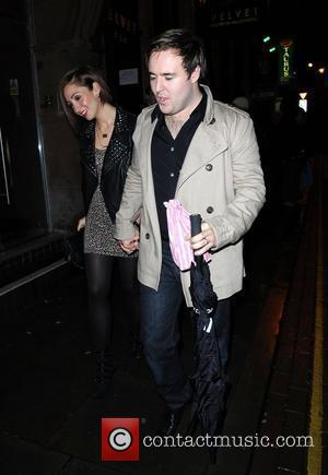 Alan Halsall and Lucy Jo Hudson arrive at Velvet Manchester to celebrate Katherine Kelly's 30th birthday Manchester, England - 05.12.09