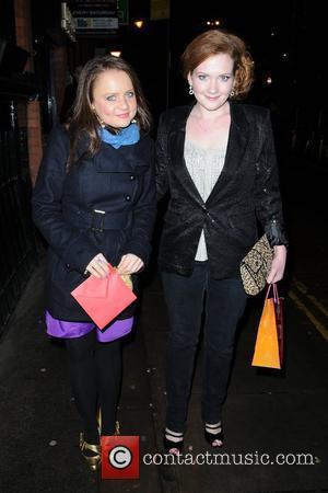 Vicky Binns and Jenny McAlpine