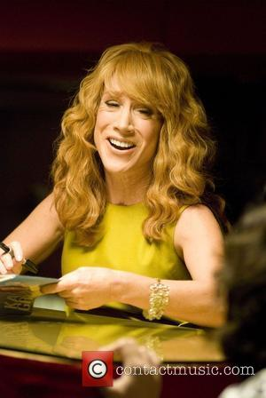 "Kathy Griffin  signing for the ""Official Book Club Selection"" at Borders Books on Michigan Avenue Chicago, USA - 07.10.09"