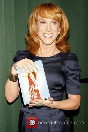 Kathy Griffin promoting her new book 'Official Book Club Selection: A Memoir According to Kathy Griffin' held at Barnes and...