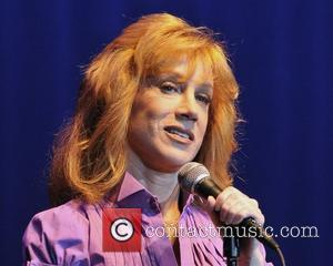 Kathy Griffin 'My Life on the D List' star performs live at the Seminole Hard Rock Hotel & Casino...