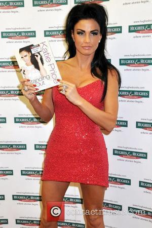 Katie Price, Aka Jordan, Signs Copies Of Her New Book 'standing Out' At Hughes and Hughes