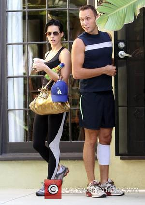 Katy Perry  departs a private gym carrying some lunch Los Angeles, California - 18.11.09