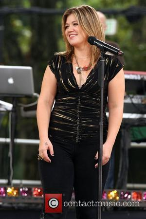 Kelly Clarkson performing live on 'Good Morning America's Summer Concert Series' at Rumsey Playfield New York City, USA - 31.07.09