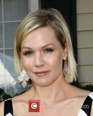 Jennie Garth and CBS