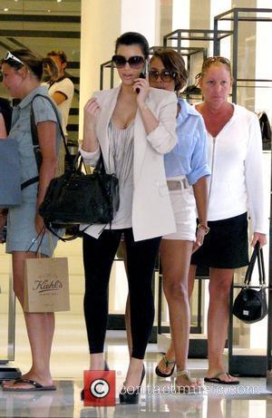 Kim Kardashian and La La