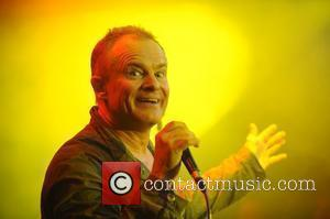 Bobby Davro  performing at 'The Kitsch Lounge Riot' held at Cafe de Paris London, England - 29.10.09