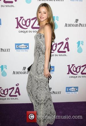 Devon Aoki attending KOOZA, the big top touring show from Cirque du Soleil which was held at Santa Monica Pier...