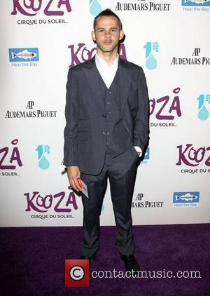 Dominic Monaghan attending KOOZA, the big top touring show from Cirque du Soleil which was held at Santa Monica Pier...