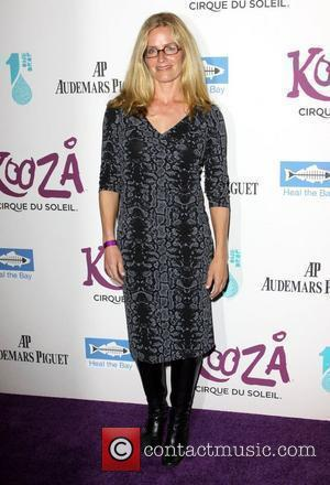 Elisabeth Shue attending KOOZA, the big top touring show from Cirque du Soleil which was held at Santa Monica Pier...